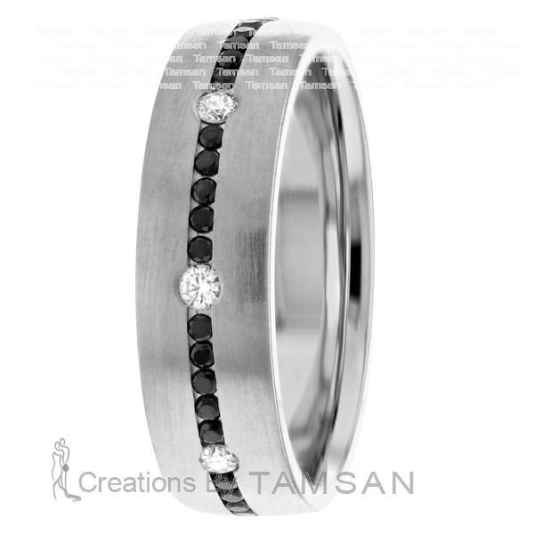 Details about  /6mm Heart Ring Set Stainless Steel w Fitted Band CZ Acc Sz 5 7 8 9 10 Clearance